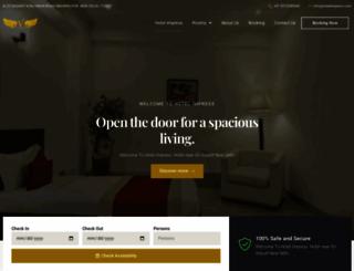 hotelimpress.com screenshot