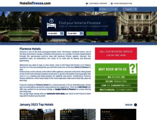 hotelinfirenze.com screenshot