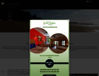 hotelitolossuenos.com screenshot