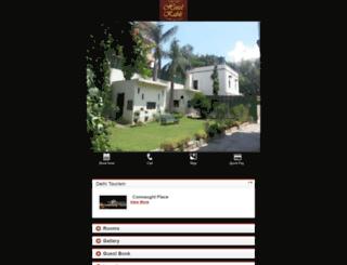 hotelkabli.com screenshot