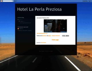 hotellaperlapreziosa.blogspot.it screenshot