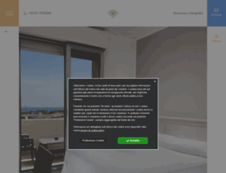 hotellequerce.com screenshot