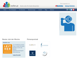 hotelleriejob.de screenshot