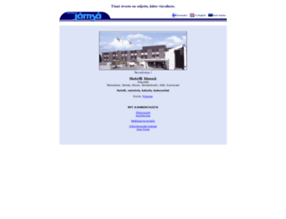 hotellijamsa.fi screenshot