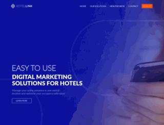 hotellinksolutions.net screenshot