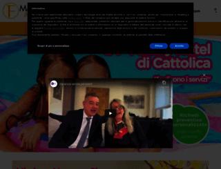 hotelmadisoncattolica.com screenshot