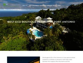 hotelmockingbirdhill.com screenshot