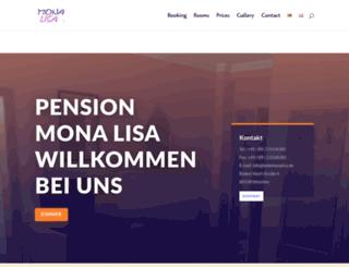 hotelmonalisa.de screenshot
