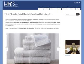 hotelmotelsup.com screenshot
