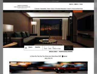 hotelnikko.com.hk screenshot