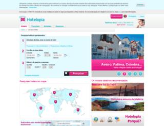 hotelopia.pt screenshot