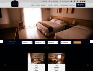 hotelorion.com.br screenshot