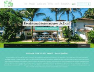 hotelpousadaparaty.com.br screenshot