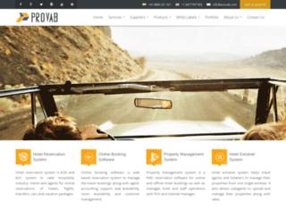 hotelreservationssystem.com screenshot