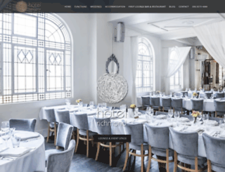 hotelrichmond.com.au screenshot