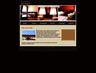 hotelroata.ro screenshot