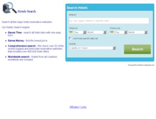 hotels--search.info screenshot