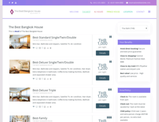 hotels.bestbkk.com screenshot