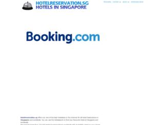 hotels.com.sg screenshot