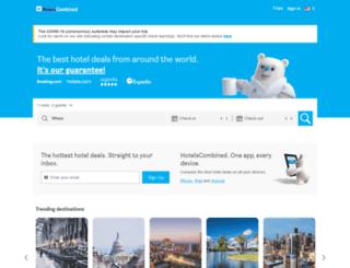 hotels.europeupclose.com screenshot