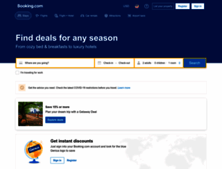 hotels.tuifly.com screenshot