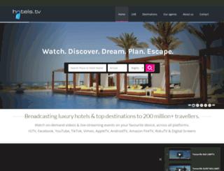 hotels.tv screenshot