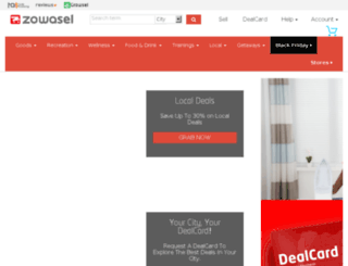 hotels.zowasel.com.ng screenshot