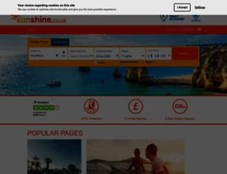 hotels4u.com screenshot