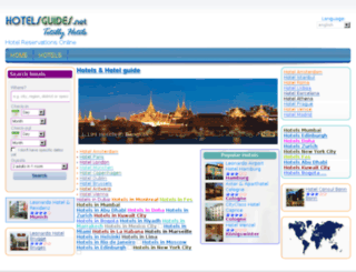 hotelsguides.net screenshot