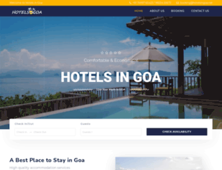 hotelsingoa.net screenshot