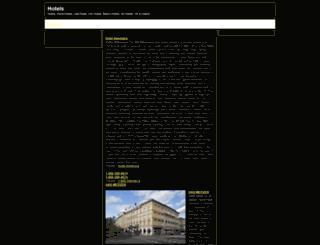 hotelsinturkeydirectory.blogspot.com screenshot