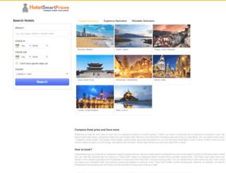 hotelsmartprices.com screenshot