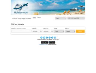 hotelsmoon.com screenshot