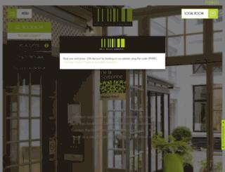 hotelsorbonne.com screenshot