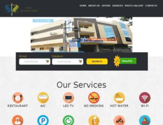 hotelsrishivashakti.com screenshot