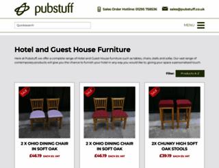 hotelstuff.co.uk screenshot