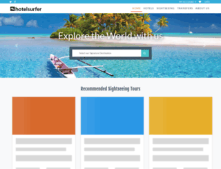 hotelsurfer.com screenshot