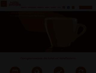 hotelsystems.pl screenshot