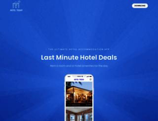 hoteltoday.com screenshot