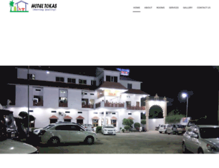 hoteltokas.com screenshot