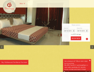 hotelunicontinental.com screenshot