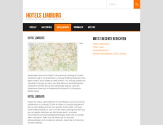 hotelvanoppen.nl screenshot
