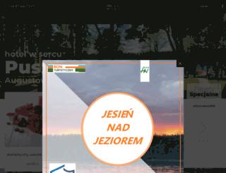 hotelwojciech.pl screenshot