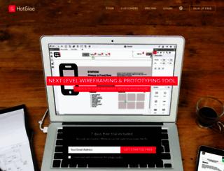 hotgloo.com screenshot