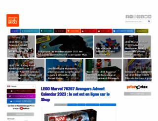hothbricks.com screenshot