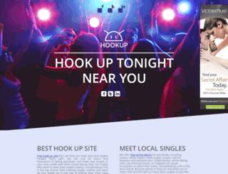 hothookupline.com screenshot