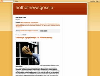 hothotnewsgossip.blogspot.com screenshot
