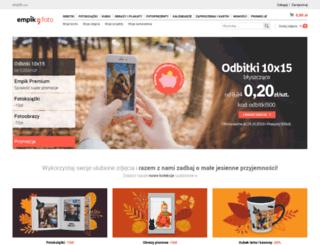 hotlink.empikfoto.pl screenshot