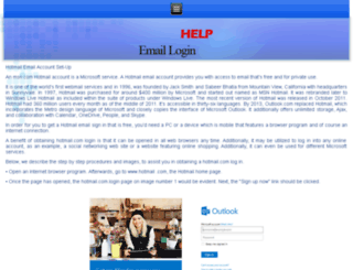 hotmailsignin.loginins.com screenshot