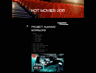 hotmovies2015.wordpress.com screenshot
